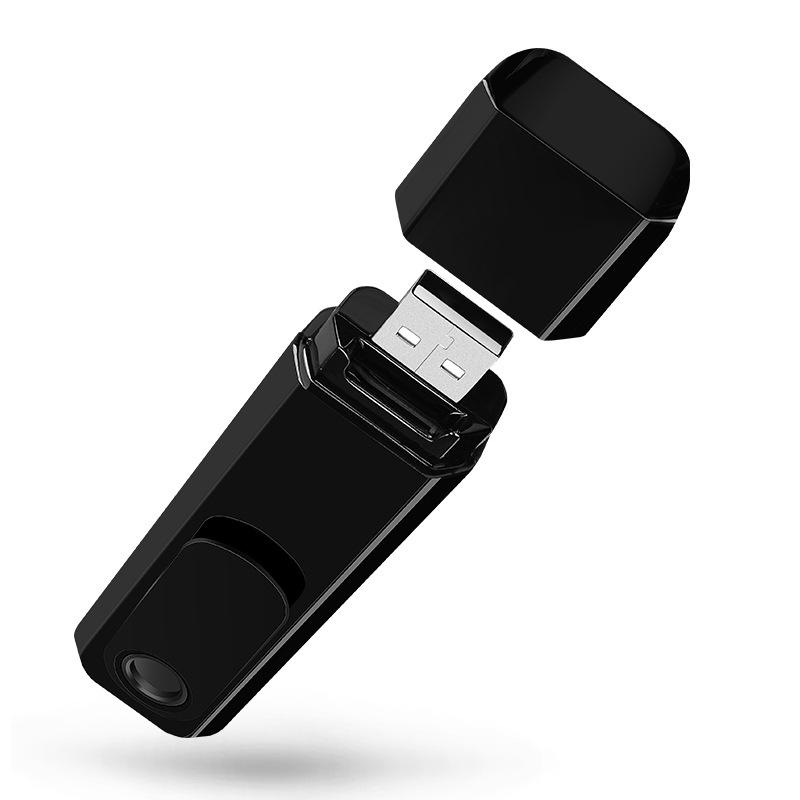 JINGZ C181 1080P Mini Back Clip Video Recording Pen Without TF Card Boutique Durable