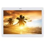 Hongsamde HSD-803 3G Call Tablet PC, 10.1 inch, 1GB+16GB, 4500mAh Battery, Android 7.0 MT6580M Quad Core 1.3GHz, Support Dual SIM & Bluetooth & WiFi & G-sensor & GPS & FM & OTG (Silver)