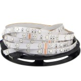 YWXLight 10M (2x5M) 2835 RGB LED Strip Lights No-Waterproof 24 key IR Remote Controller + 5A Power Adapter AC 100-240V