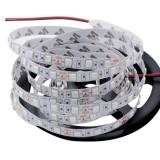 YWXLight Dimmable Light Strip Kit US No Waterproof Led Strip Lights SMD 5050 16.4 Ft 300LEDs 60leds/m (Blue)