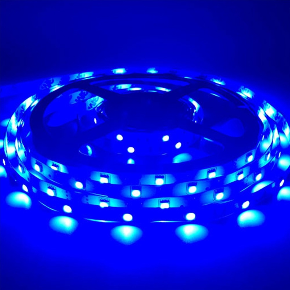 YWXLight 20M 5050 Smd RGB LED Strip Light 5050 Non Waterproof Led Tape IP20 UFO WIFI Controller DC12V Power Supply Led Strip Light