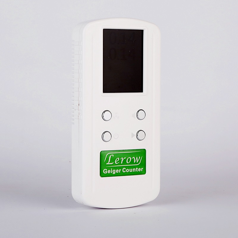 LR4011 Detector Geiger Counter High Accuracy Nuclear Radiation Counter Nuclear Personal Dosimeters Detects Combined Beta Gamma X-Ray Radiation Tester
