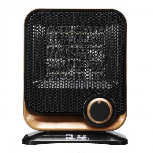 1500W Mini Portable Heater Fan PTC Ceramic Space Heater Desktop Electric Heater Winter Warmer