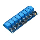 8 Channel Relay Module 24V with Optocoupler Isolation Relay Module For Arduino AVR 51 PIC
