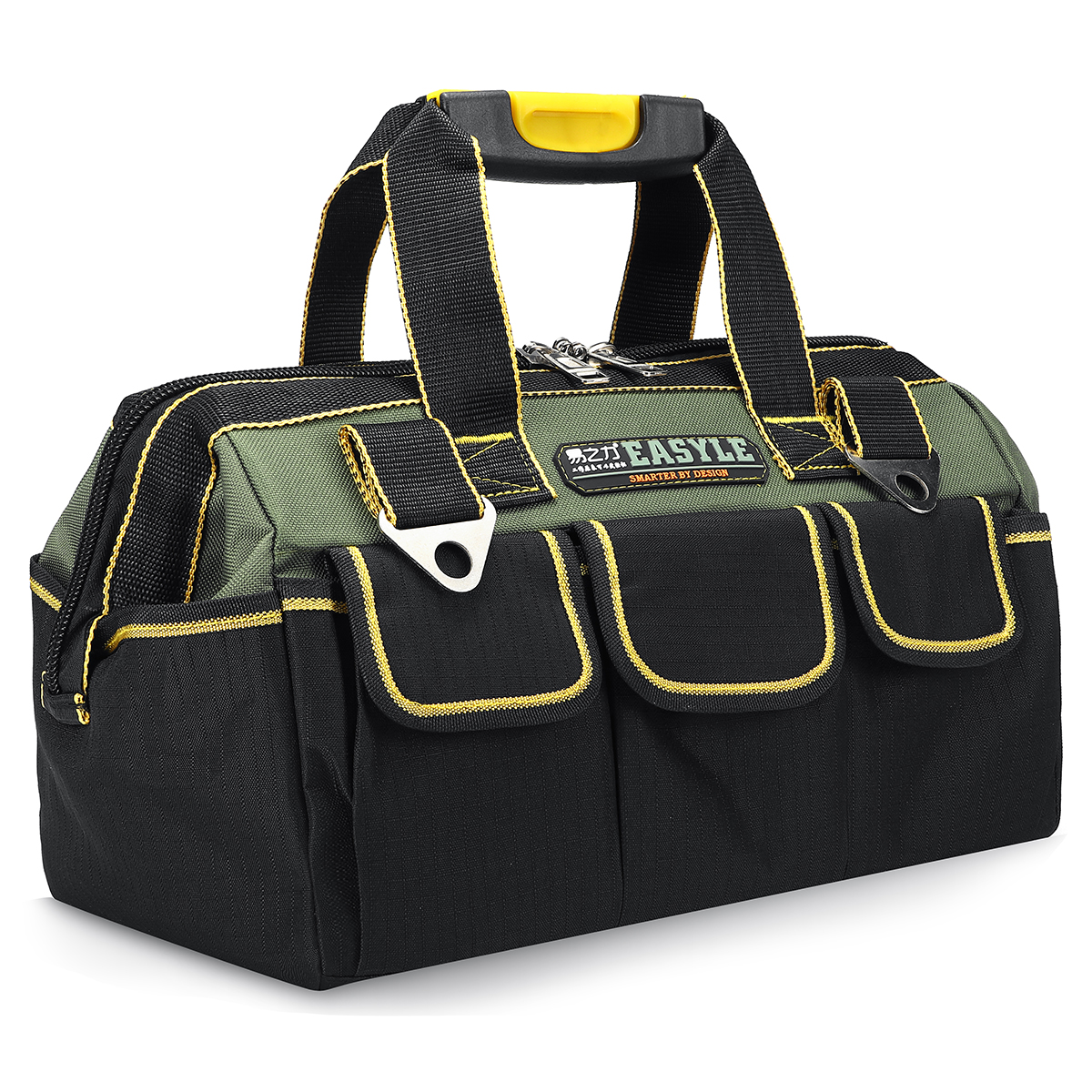 Portable Oxford Cloth Hardware Pouch Heavy Duty Tool Bag Case 13 16 18 20