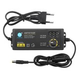 KJS-1509 3-24V 1.5A Power Adapter Adjustable Voltage Adapter LED Display Switching Power Supply