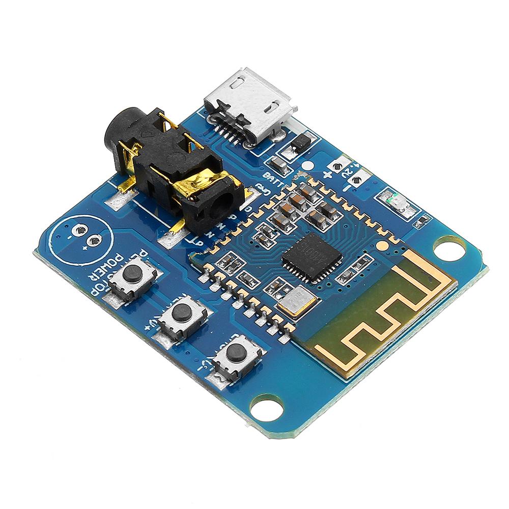 JDY-64 Lossless Bluetooth Audio Module 4.2 High Fidelity HIFI Speaker Audio Power Amplifier Board
