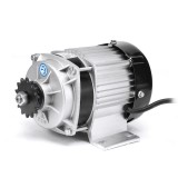 500W 36/48/60V Scooter Brushless E-Tricycle Electric Three Wheel Rickshaw Engine DC Motor