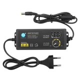 KJS-1509 3-12V 3A Power Adapter Adjustable Voltage Adapter LED Display Switching Power Supply