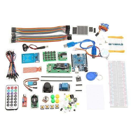 DIY RFID UNOR3 Basic Starter Learning Kit Stepper Motor Learning Kits