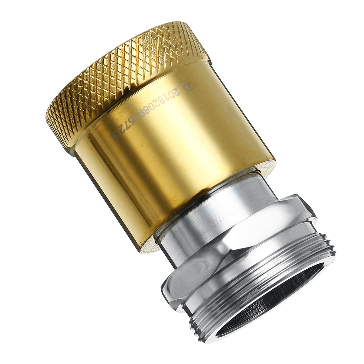 2 Funtion Water Saving Aerator Connector Diffuser Filter Aerator Faucet Nozzle Filter