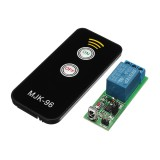 1 Channel 5V Infrared Remote Control Relay Module Infrared Remote Control Switch