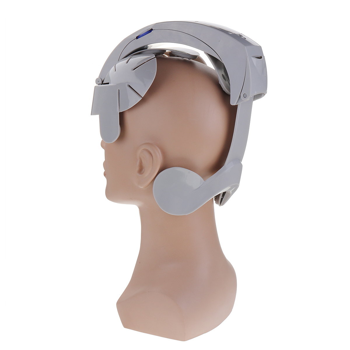 Head Vibration Easy-brain Massager Electric Head Massager ...