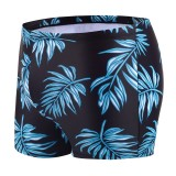 Mens Swimming Pad Trunks Beach Quick-drying Swimwear Trunks Shorts