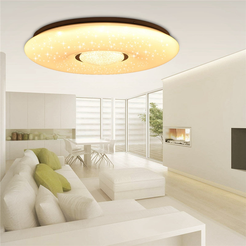 54W LED Dimmable Lamp Ceiling Down Light Fixture Surface