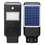 20W 40W LED Solar Street Light PIR Motion Sensor Outdoor Garden Wall Road / Lamp Pole