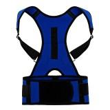 Back Support Waist Protector Adjustable Shoulder Posture Corrector Sports Pain Relief