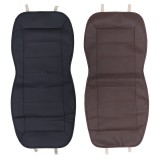12V PU Leather Car Front Seat Heated Cushion Seat Warmer Winter Household Cover Electric Heating Mat