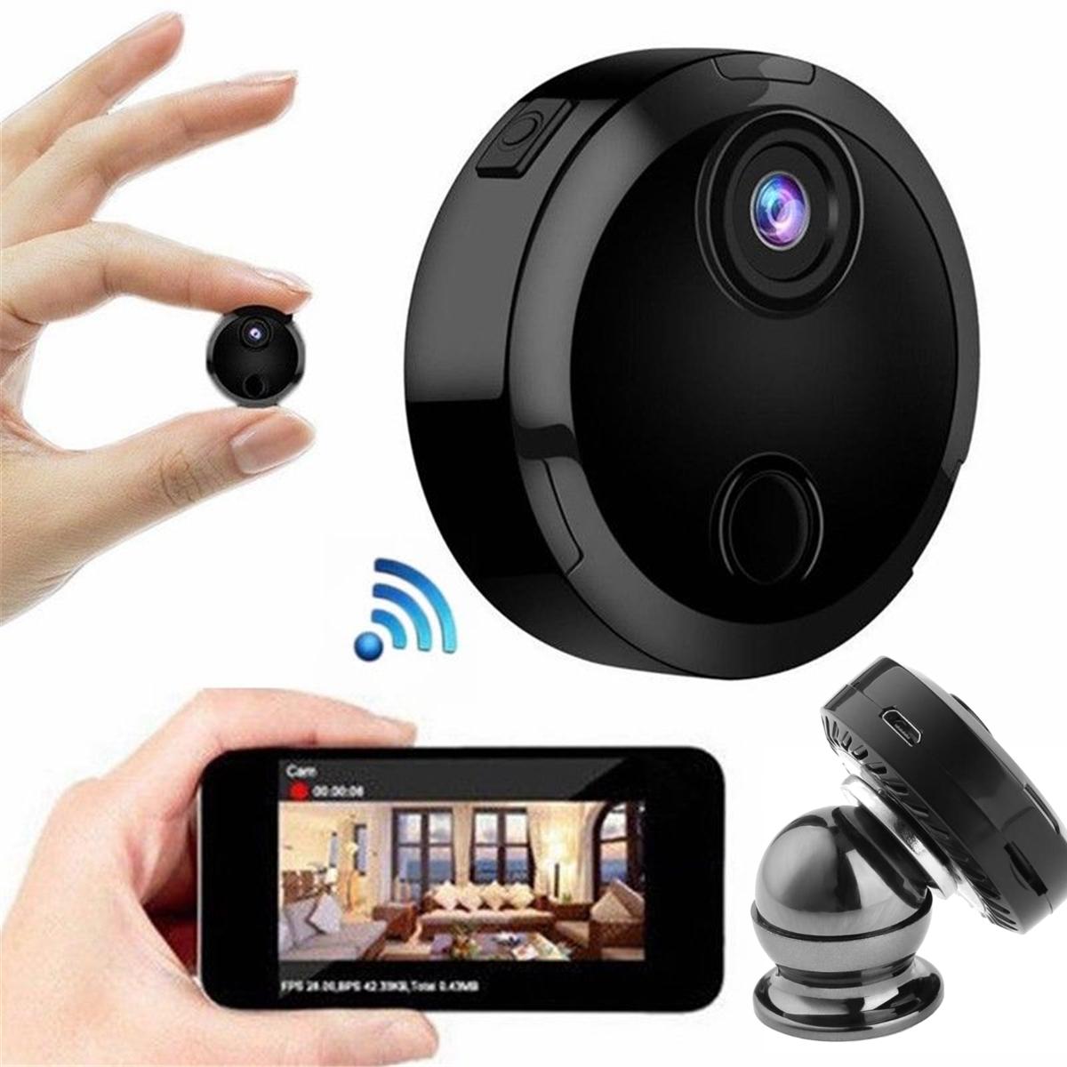 Wireless Security Camera, IP Camera 1080P HD, WiFi Home