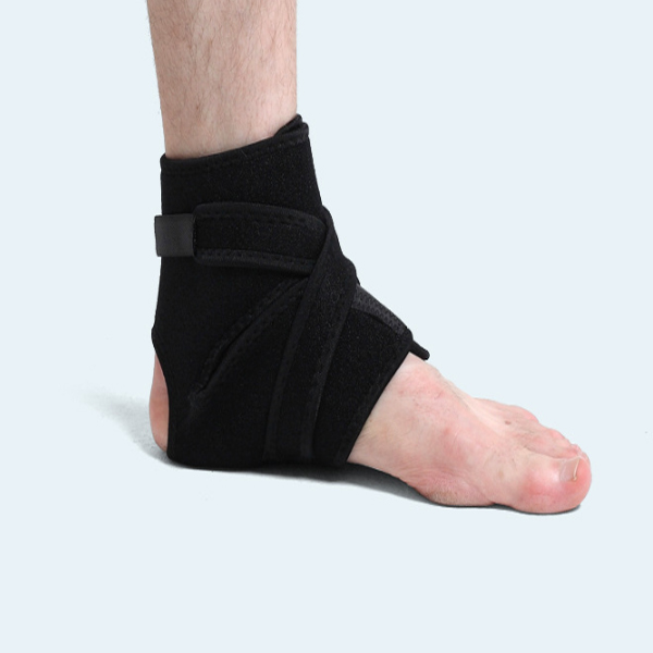 KALOAD 1PC Ankle Support Ankle Foot Brace Elastic Compression Sport Bandage Fitness Exercise Protect