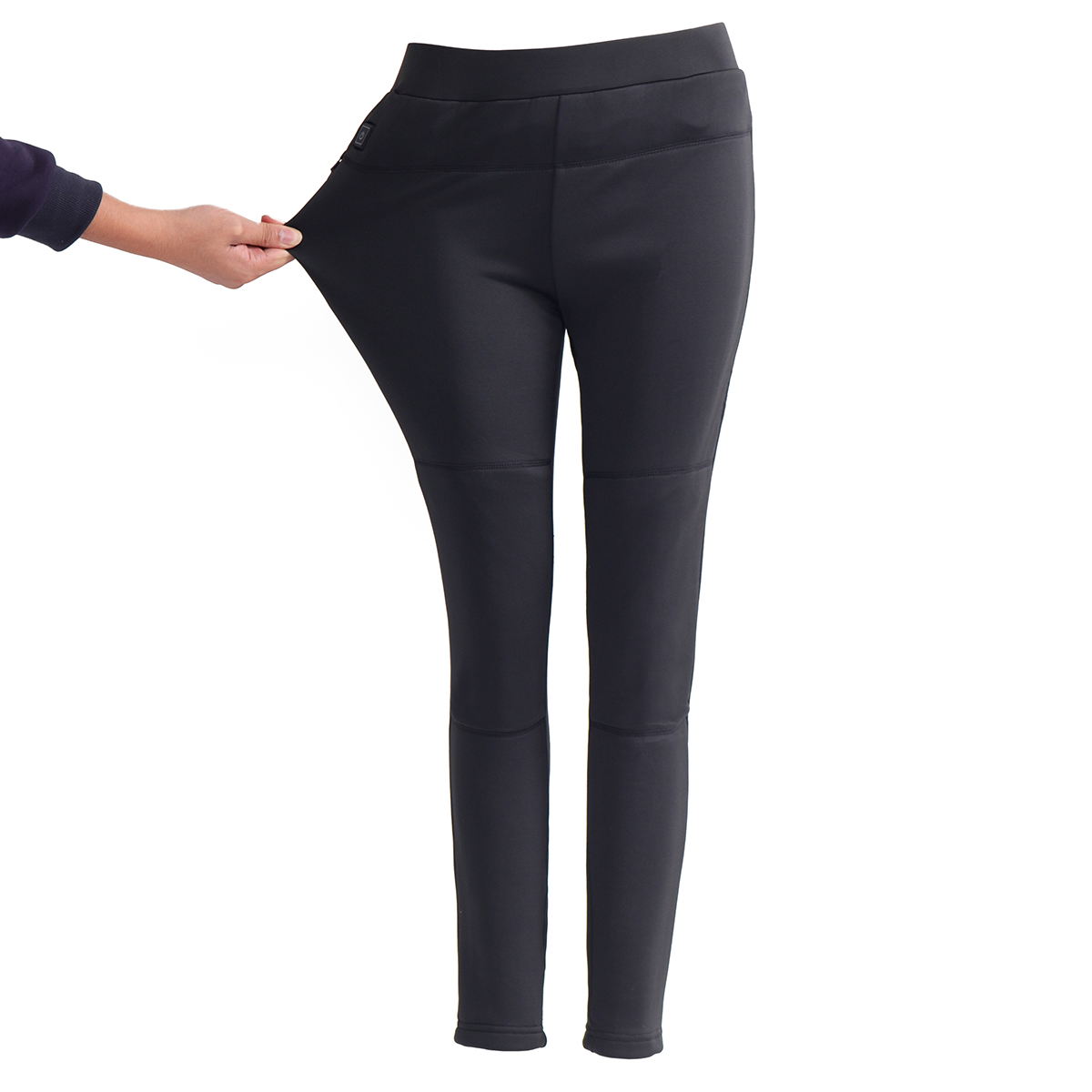USB Intelligent Heating Trousers Carbon Fiber Heater Cotton Pants For Women