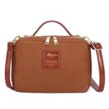 Brenice Women RFID Nylon Waterproof Crossbody Bag Multi-slots Handbag Shoulder Bag