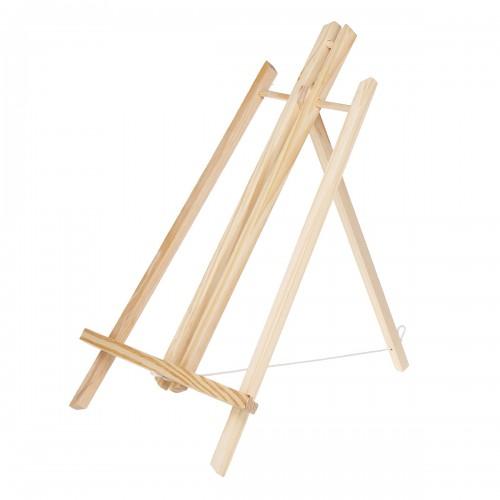 50cm Table Top Display Beech Wood Artist Art Easel Craft Wooden Photo Frame Stand Holder