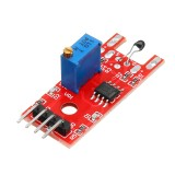 KY-028 4 Pin Digital Temperature Thermistor Thermal Sensor Switch Module For Arduino Raspberry