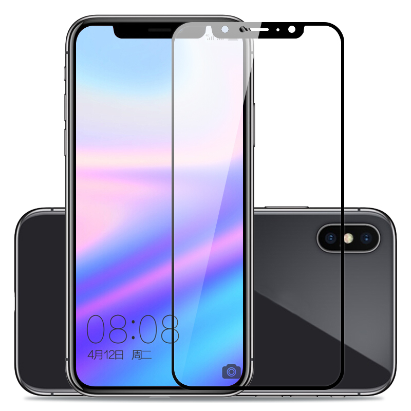 Bakeey Anti-Explosion Full Cover Tempered Glass Screen Protector For Xiaomi Redmi Note 6 Pro