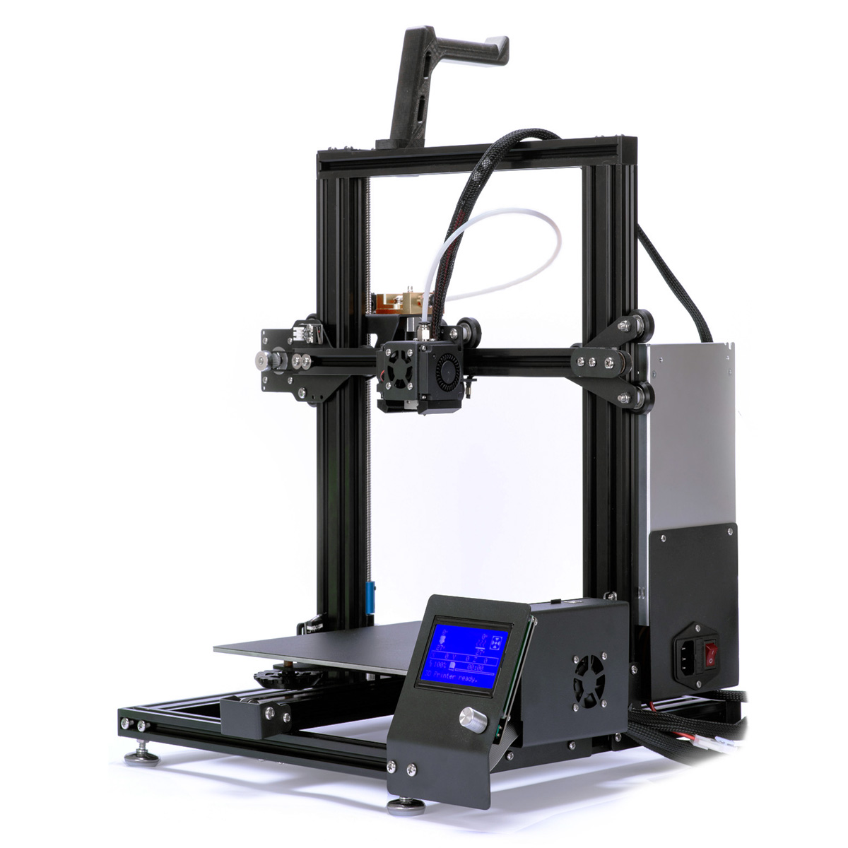 ADIMLab Gantry-S 3D Printer DIY Kit 230*230*260mm Printing Size Support  Power Resume/Filament Run-out Detector w/ Metal Extruder & 3 Fans for V6  Type