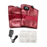 MZ Electric Heating Vibration Knee Pad Brace Massage Therapy Legs Massager