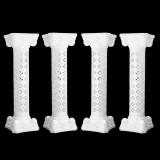 98CM Plastic Roman Pillar Column Pedstal Prop Stand Holder Wedding Party Decor Supplies