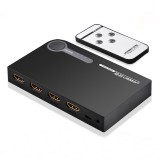 Ugreen 40234 HDMI Splitter 3 Input 1 Output 4K HD Switcher for PC Laptop XBOX 360 PS3 PS4 Nintendo Switch HDMI Adapter