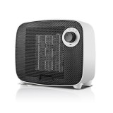 1500W Portable Mini Desktop Air Heater PTC Ceramic Heating Home Electric Warmer Fan