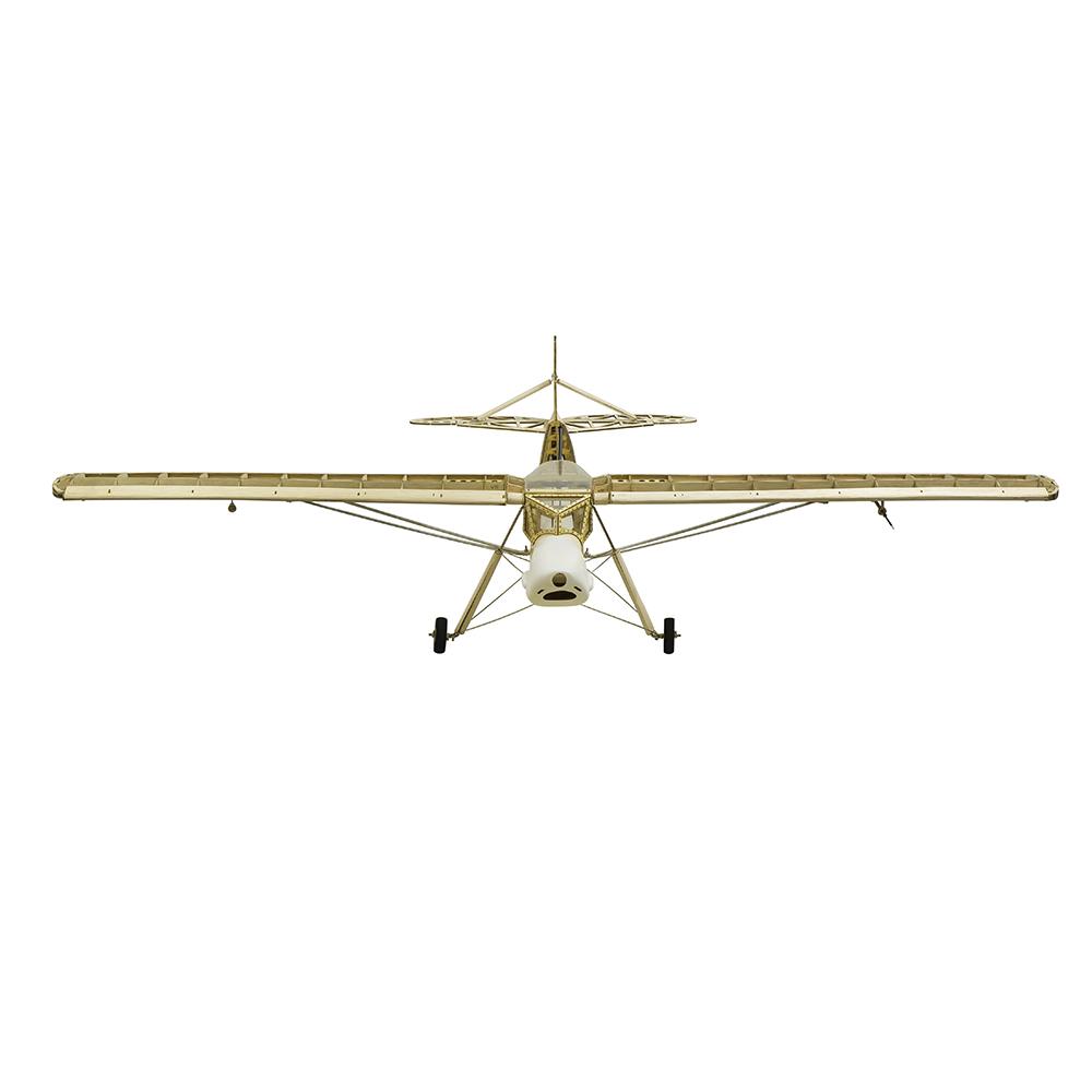 Dancing Wings Hobby Fieseler Fi 156 Storch 1600mm Wingspan Blasa Wood Laser Cut Warbird RC Airplane KIT