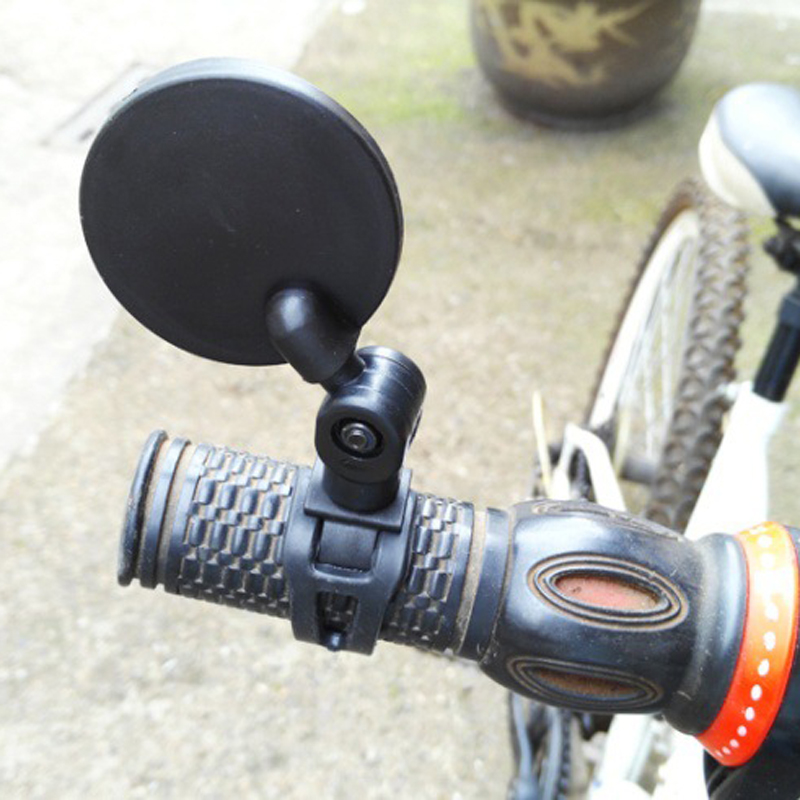 BIKIGHT Mini Bike Mirror Cycling Bicycle Handlebar Flexible Rearview Mirror Motorcycle E-bike Xiaomi