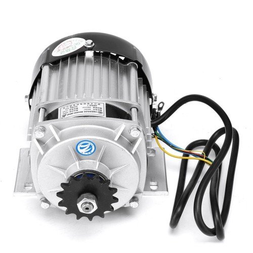 650W DC 48/60V Brushless Driver Engine Electric Centrifugal Pump Motor For Scooter Tricycle Three Wheels