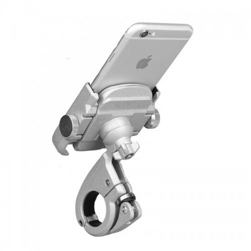 BIKIGHT Phone Holder GPS Mount Bracket Handlebar Motorcycle Bike Bicycle Cycling for iphone Xiaomi