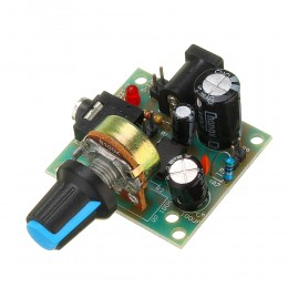 LM358 100 Times Gain Signal Amplification Amplifier