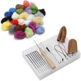 Roving Wool & Fibers