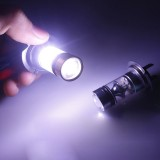 2pcs H7 100W CREE LED Fog Driving Car Head Light Lamp Bulb White Super Bright