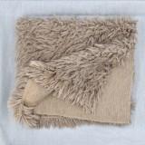 Infant Baby Photo Props Newborn Photography Soft Short Fur Quilt Photographic Blanket Mat