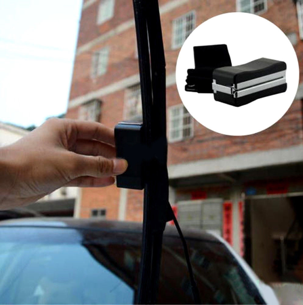 Car Wiper Repair Tool Kit for Windshield Wiper Blade Scratches Universal