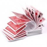 Electric Magic Trick Deck of Cards Magician Prank Trick Close up Stage Prop Toys