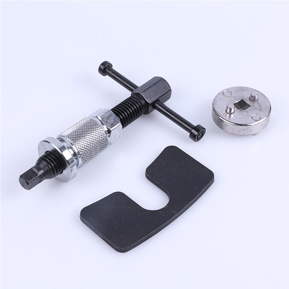 Car Disc Brake Pad Spreader Caliper Piston Compressor Press Repair Tool Kit