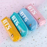 Cute KPOP BTS Pencil Case Best Gift Storage Makeup Bag Organizer