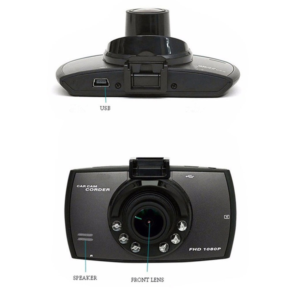 1080P Car Night Vision Car DVR Dashboard Driving Recorder Vehicle Registrator Automobile Recorder Full HD G30