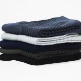 Comfortable Men Bamboo Fiber Socks Casual Business Anti-Bacterial Deodorant Breatheable Man Long Sock 5 Colors By Random