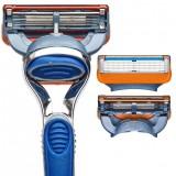 1pc 5 Layer Blades Men's Face Shaving Razor Blades Shaver Blades For Men