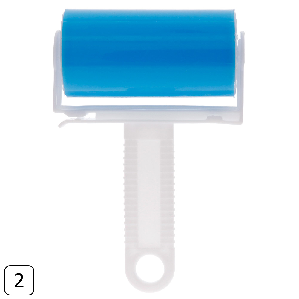 Washable Sticky Dust Removal Roller Fluff Pet Hair Dust Clothes Cleaner